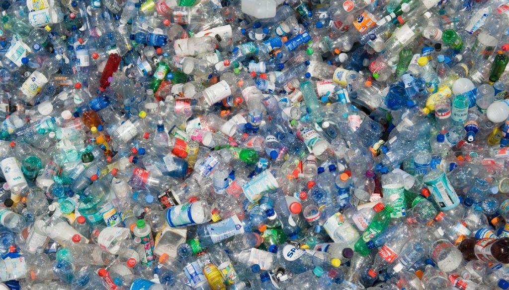 πλαστικα μπουκαλια
